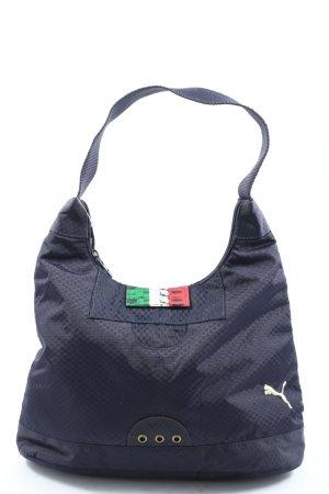 Puma Shoulder Bag blue casual look