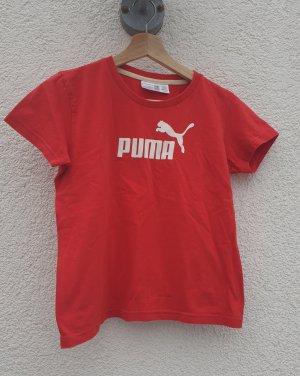 Puma T-shirt rosso
