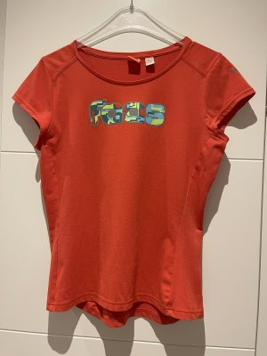 Puma Shirt basique rouge clair-saumon
