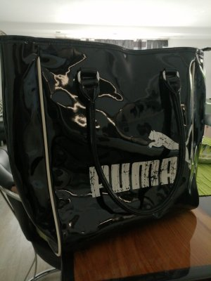 Puma shopping bag