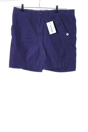 Puma Shorts lila Casual-Look