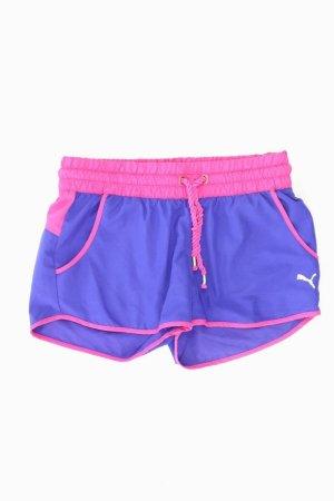 Puma Shorts Größe S blau