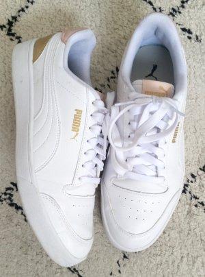 Puma Shuffle Sneaker, Leder, Gr.39