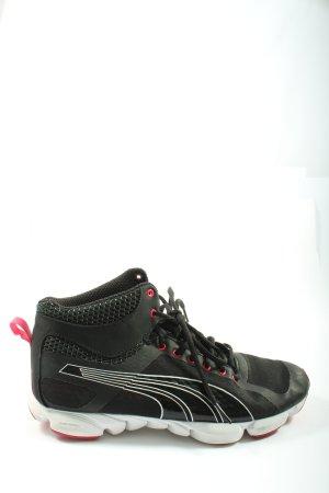 Puma Chaussure skate noir style décontracté