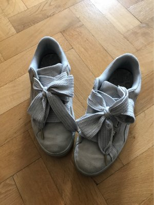 Puma Slip-on Sneakers light grey