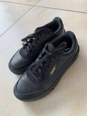 Puma Sneaker Carina schwarz