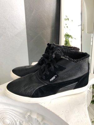 Puma High top sneaker zwart
