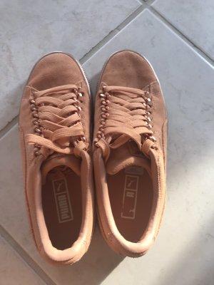 Puma Sneaker in Rosa