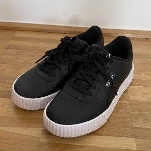 Puma Sneaker in schwarz Gr. 37,5