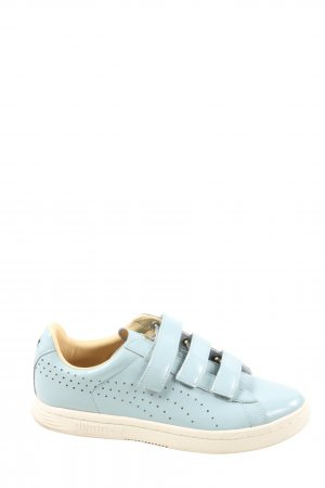 Puma Sneaker Klettverschluss blau Casual-Look
