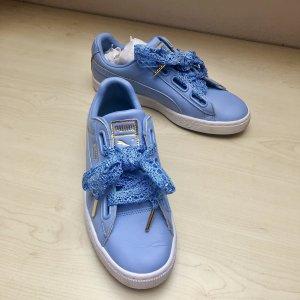 Puma sneaker kornblumen blau - *neuwertig*