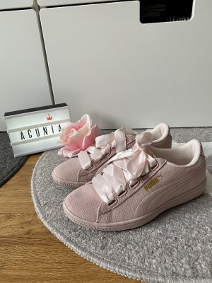 Puma Sneaker Ribbon roséfarben Größe 37