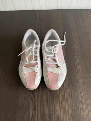 Puma Sneaker rosa/weiß
