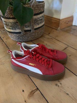 Puma Sneaker rot