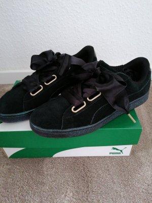Puma Sneaker - SUEDE HEART SATIN