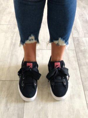 Puma • Sneaker • Suede • Veloursleder Gr. 42,5