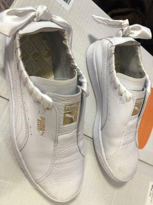 Puma Sneaker White Gr 37.5