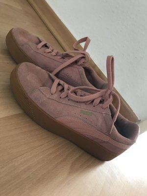 Puma Heel Sneakers rose-gold-coloured