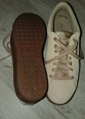 Puma Heel Sneakers light brown-beige