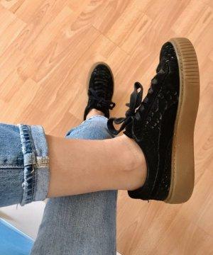 Puma Sneakers mit Schuppenmuster