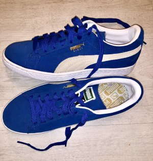 Puma Sneakers, NEU, echtes Leder, Gr. 38