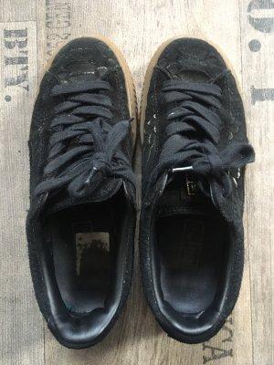 Puma Sneakers Wildleder 37