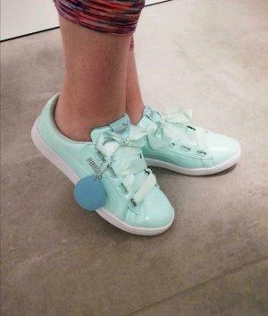 Puma Sommer Sneaker mintgrün weiß 39/39.5