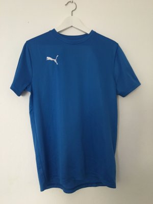 Puma Sportshirt blauw-neon blauw