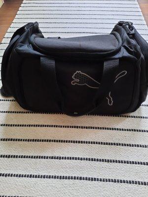 Puma Sporttas zwart-wit Gemengd weefsel