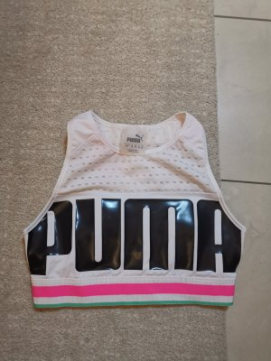 Puma Débardeur de sport multicolore