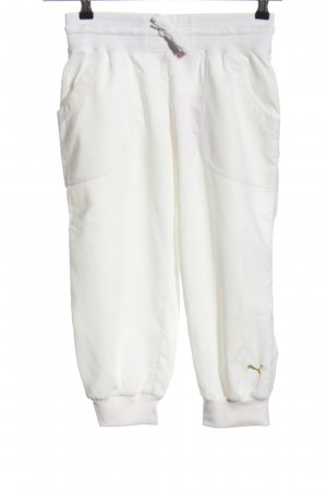 Puma Trackies white-gold-colored casual look