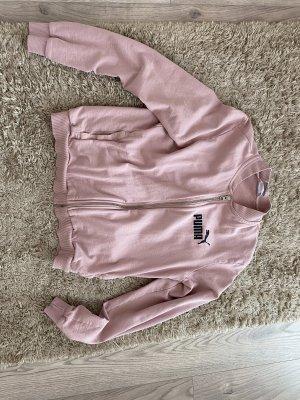 Puma Sports Jacket pink