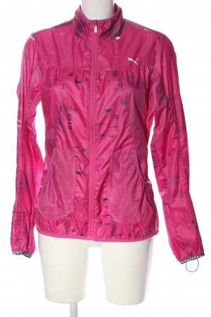 Puma Sports Jacket pink casual look