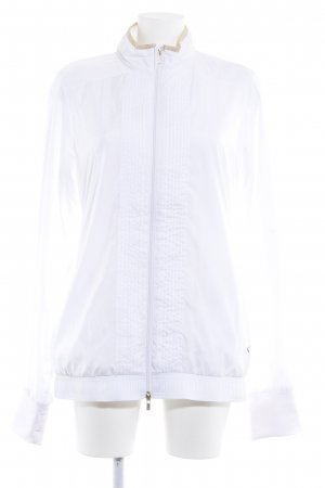 Puma Sports Jacket white-gold-colored casual look