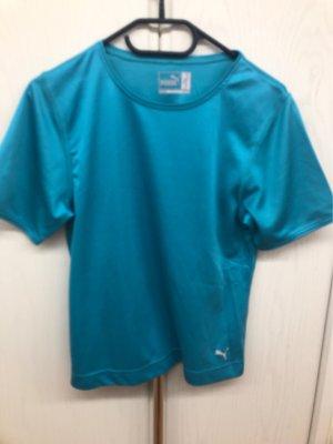 Puma Sports Shirt turquoise