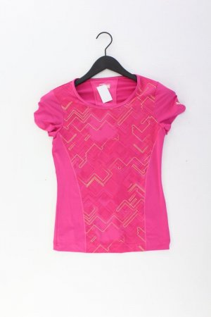 Puma Sportshirt Größe 36 Kurzarm pink aus Polyester