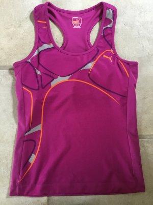 Puma Débardeur de sport violet polyester