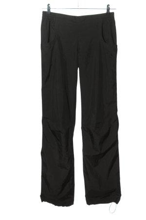 Puma Pantalon en jersey noir style décontracté