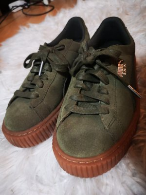 Puma Suede Sneakers X Rihanna