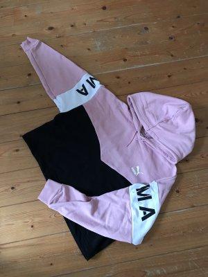PUMA, Sweater croped, Gr. L