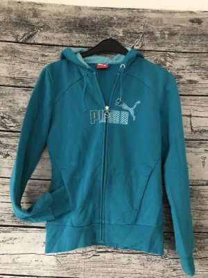 Puma Sweater Strickjacke Gr S Kapuze