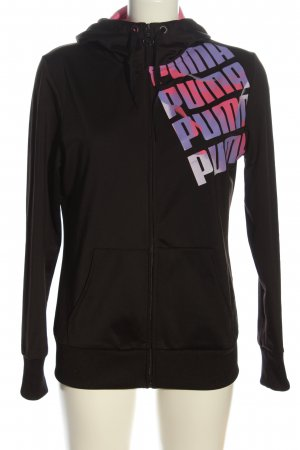 Puma Sweatjacke Motivdruck Casual-Look