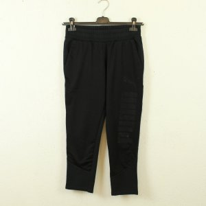 Puma Spodnie dresowe czarny Bawełna