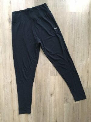 Puma Sweatpants Jogginghose Yoga Fitness Freizeit schwarz Gr. 34