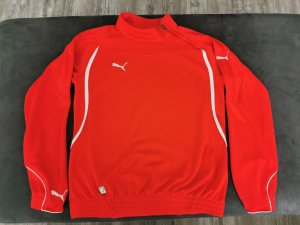 Puma T-shirt de sport rouge