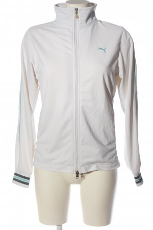 Puma Sweatshirt wollweiß sportlicher Stil