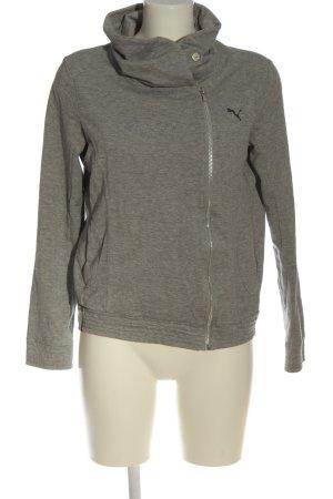 Puma Sweatshirt hellgrau Casual-Look