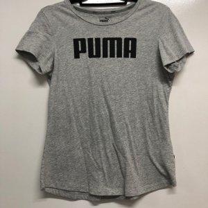 Puma Shirt basique gris-gris clair
