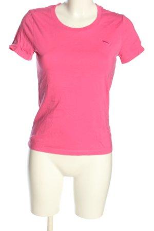 Puma T-shirt rose style décontracté