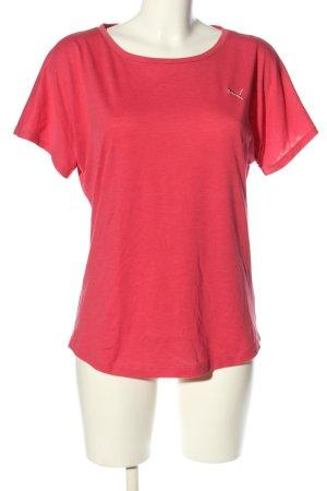 Puma T-Shirt rot Casual-Look